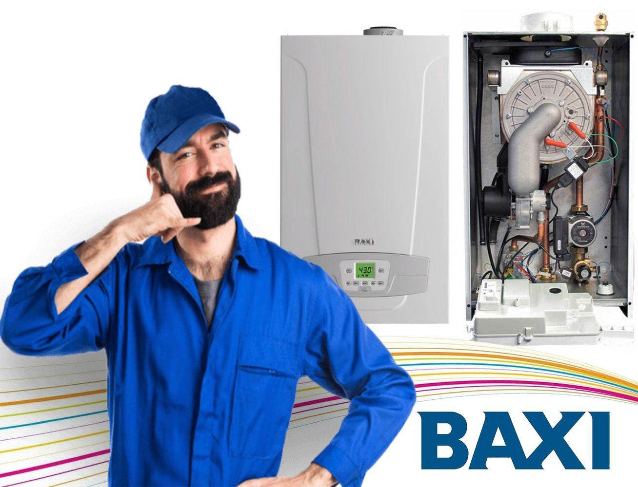 Ремонт и обслуживание газовых котлов Baxi в Ижевске