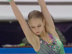 Трусова рассказала, как она изменилась после перехода к Плющенко