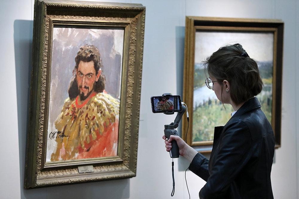 «Ночь искусств» в Москве пройдет в онлайн-формате