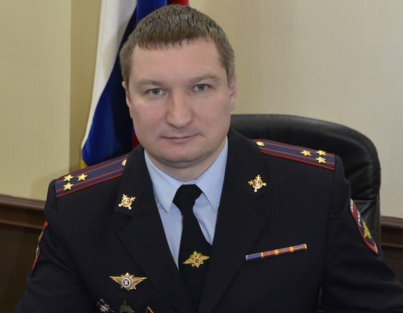 Назначен новый начальник УГИБДД УМВД России по Смоленской области