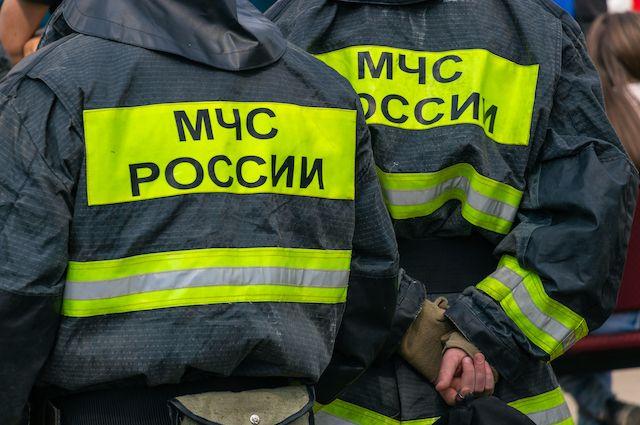 Квартира горела в деревне Русилово в Смоленском районе