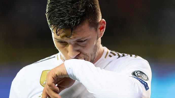 Нападающему «Реала» Йовичу грозит полгода тюрьмы