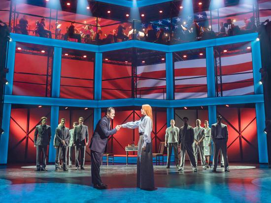 Театр МДМ поставил Бродвею «шах и мат»