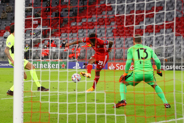 «Бавария» разгромила «Атлетико» в матче Лиги чемпионов