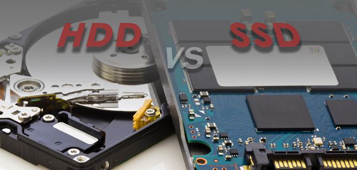 Что выбрать для компьютера: HDD или SSD?