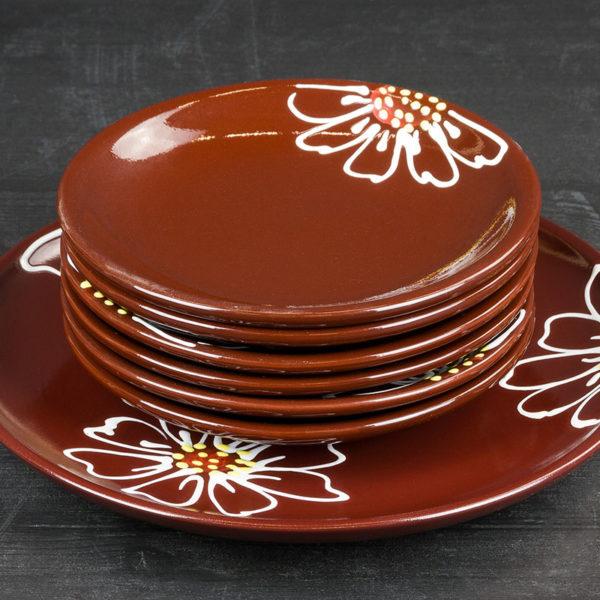 Керамическая посуда ручной работы – лучший подарок для хозяйки