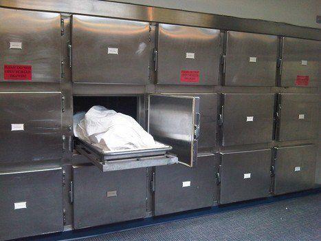 В чем особенности хранения тела в морге?