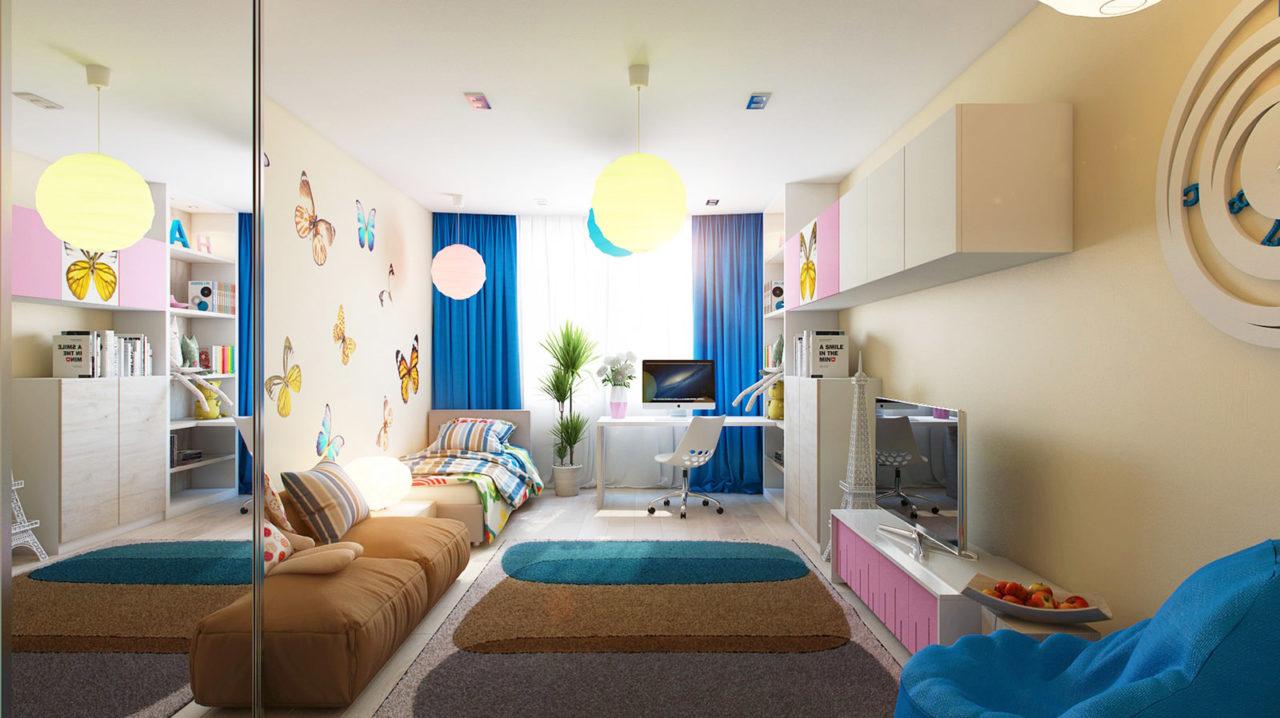 Какой светильник выбрать для детской комнаты?