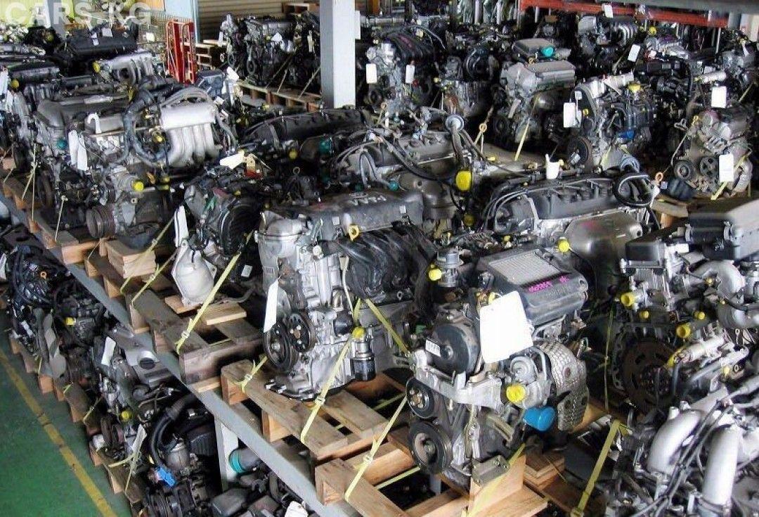 Контрактные двигатели с доставкой и установкой