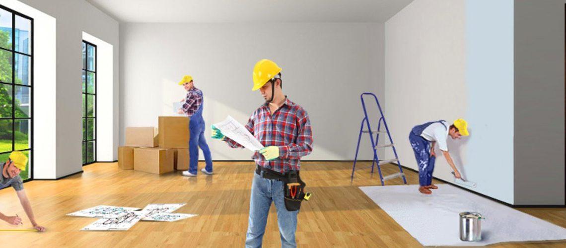 Заказываем ремонт квартир с АСК Триан