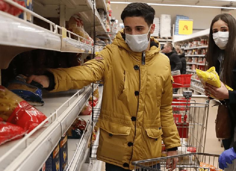 В Смоленской области проверили запасы продовольствия в период пандемии