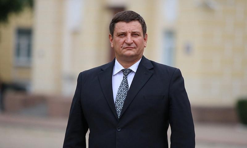 Игорь Ляхов поздравил сотрудников и ветеранов органов внутренних дел