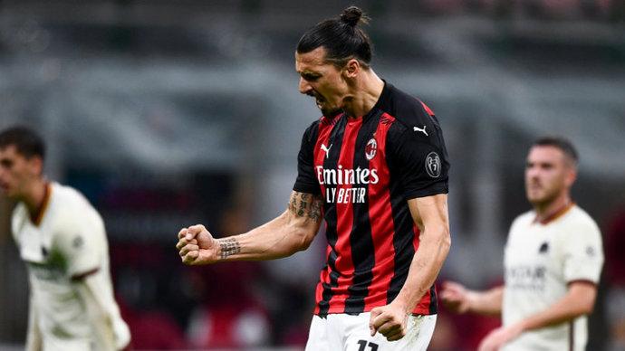 «Милан» намерен продлить контракт с Ибрагимовичем