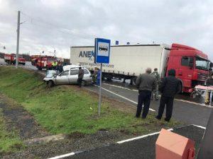 В Смоленской области в страшном ДТП погибли 2 человека