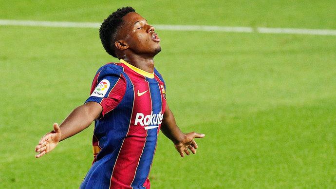 «Барселона» нашла игрока на замену травмированному Фати