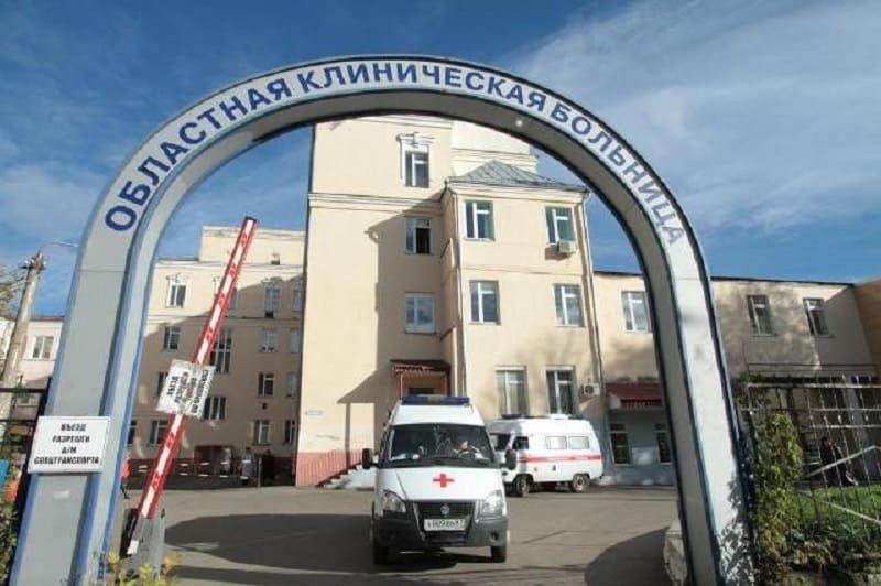 В Смоленской области появился новый госпиталь для лечения больных коронавирусом