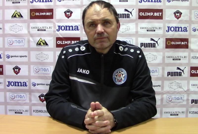 Старший тренер футбольного клуба «Муром» рассказал, почему победил «Смоленск»
