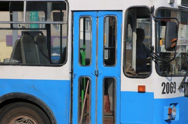 Схема движения троллейбуса № 1 в Смоленске временно поменялась