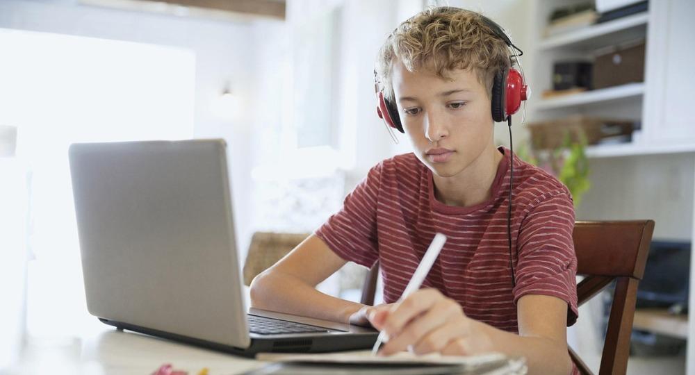 Онлайн обучение для школьников