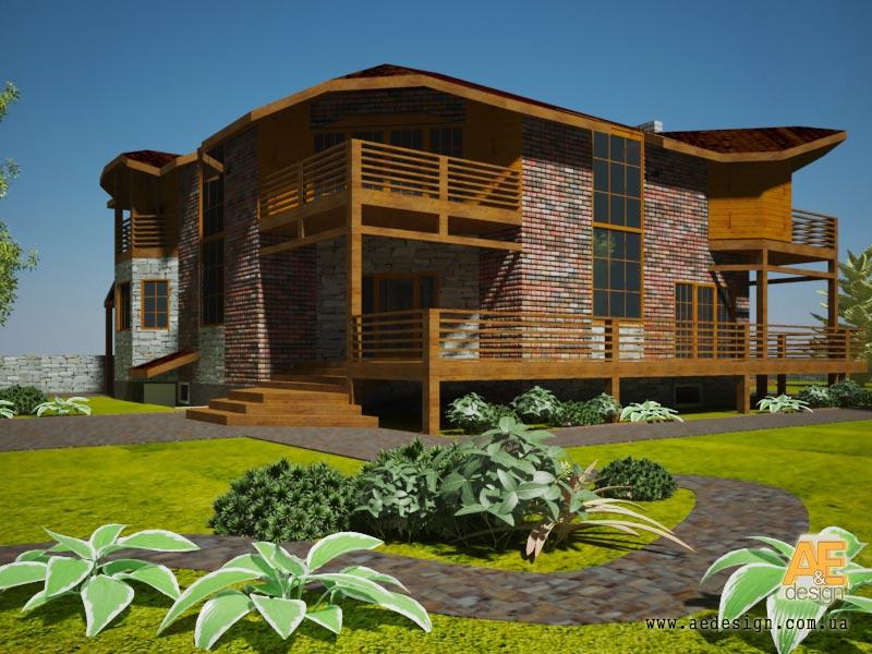 Профессиональное проектирование дизайна экстерьеров в AutoTechDraw