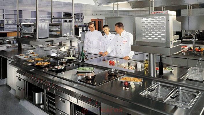 Оборудование для ресторанов как одна из ключевых составляющих бизнеса