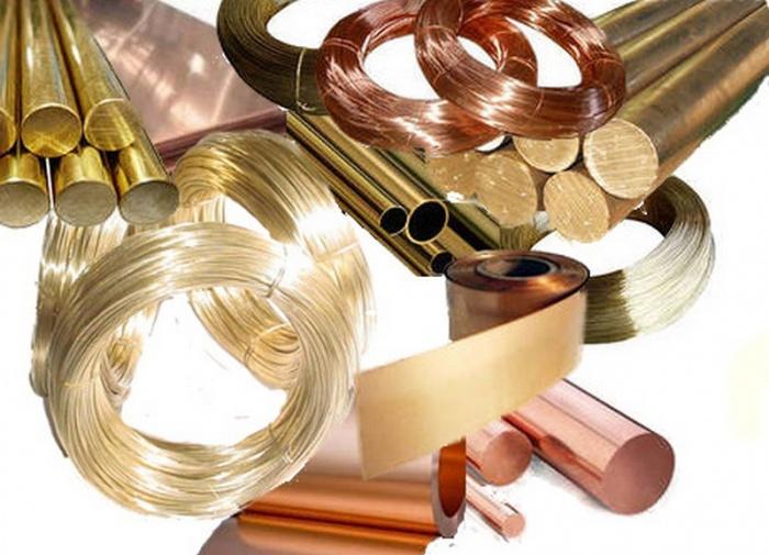 Цветной металлопрокат: где купить и как использовать