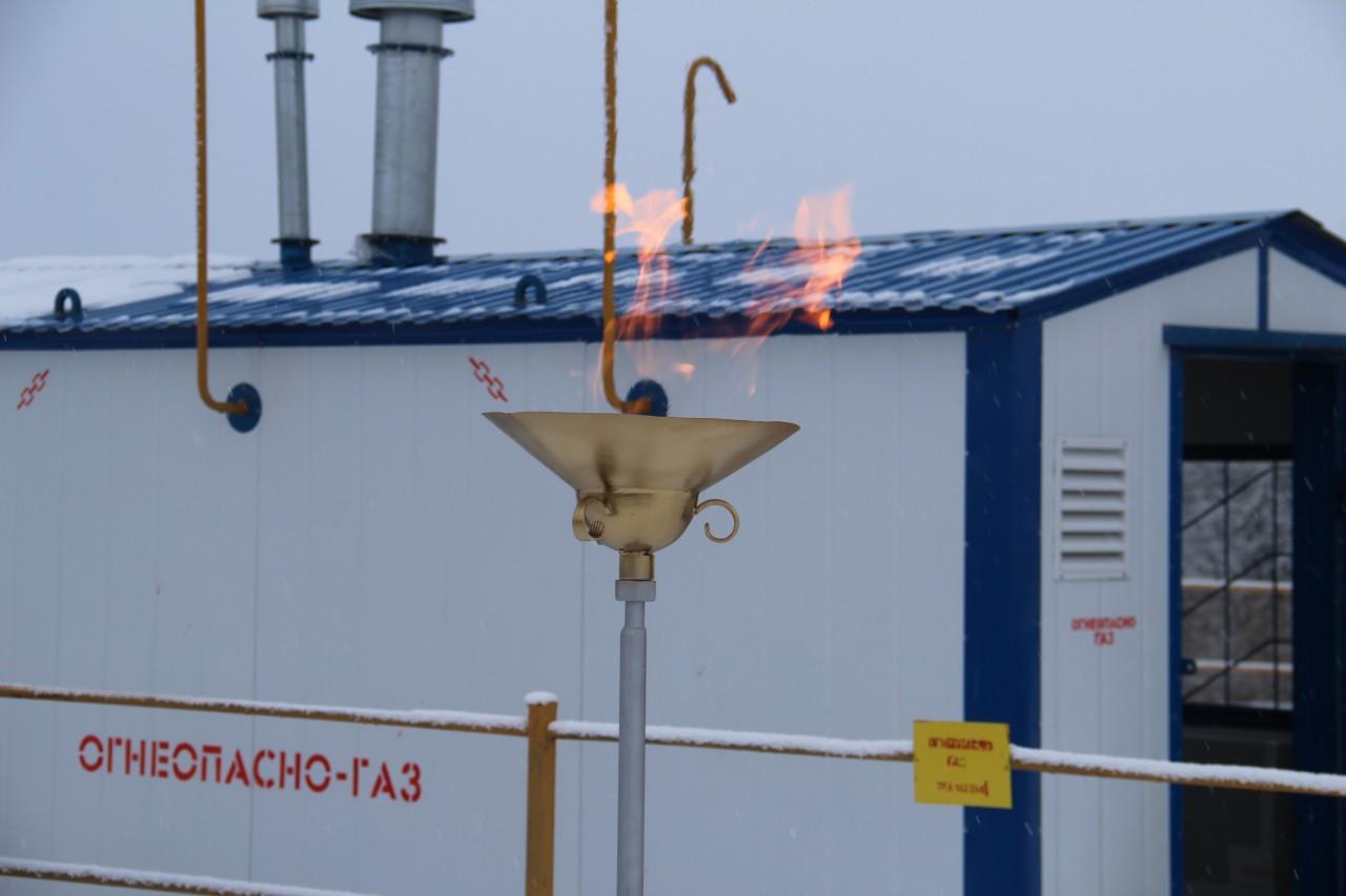 Анастасино газифицируют в 2022 году