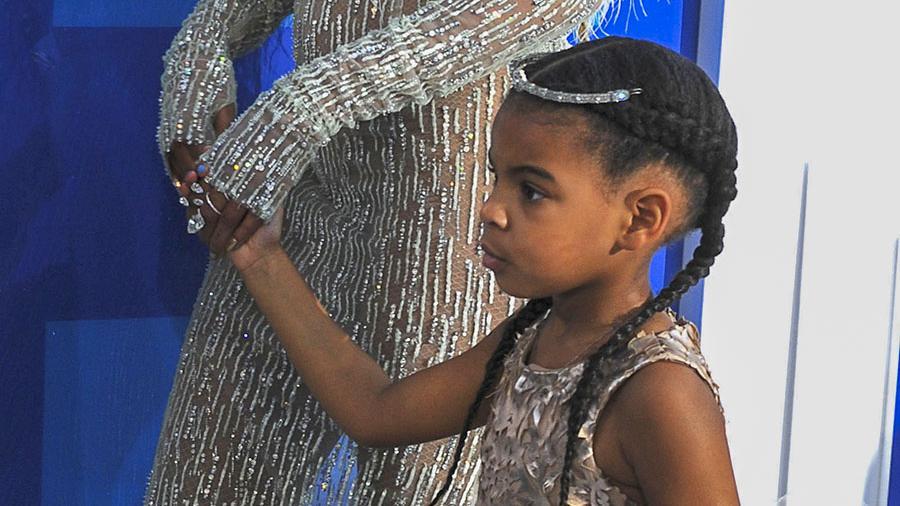 Дочь Бейонсе номинирована на премию «Грэмми»
