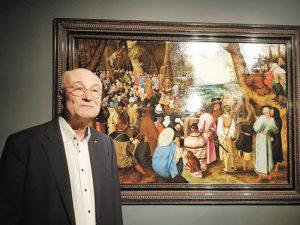 В Новом Иерусалиме открылась выставка «Младшие Брейгели и их эпоха»