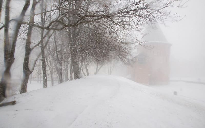 Возможна метель. Синоптики предупредили смолян о капризах погоды 23 декабря