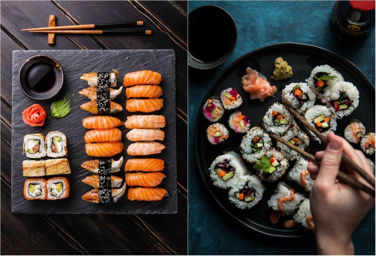 Sushi wok – быстрая доставка блюд и продуктов японской и китайской кухни