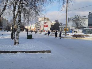 В Смоленскую область приходит похолодание