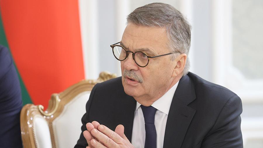 Глава IIHF заявил о давлении на федерацию из-за ситуации в Белоруссии