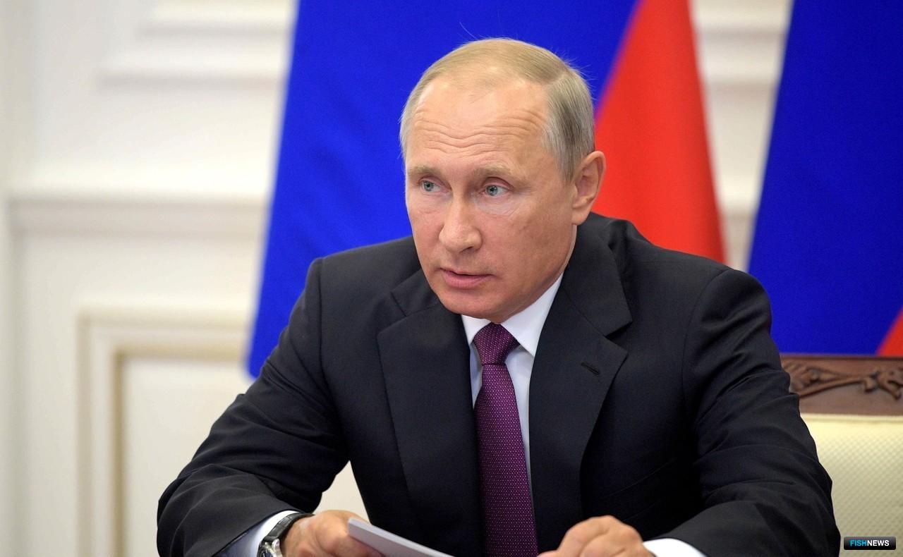 Президент РФ назвал причину роста расслоения общества в мире