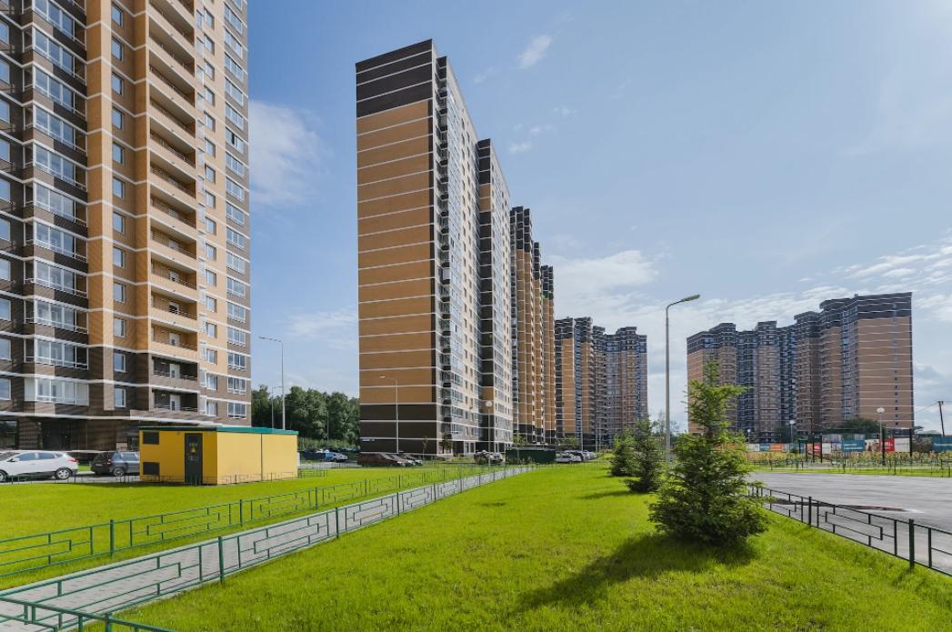 Современный жилой комплекс Новоград Павлино