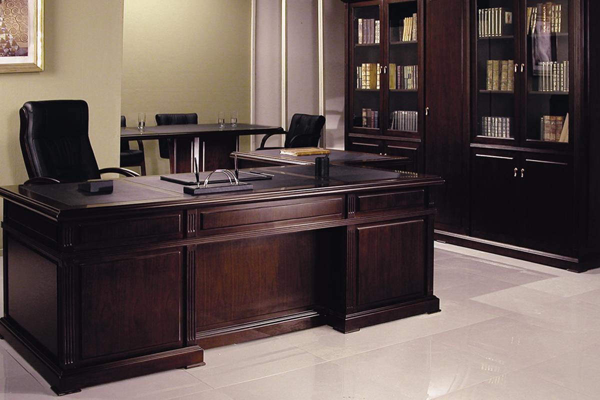 Как обставить мебелью кабинет директора