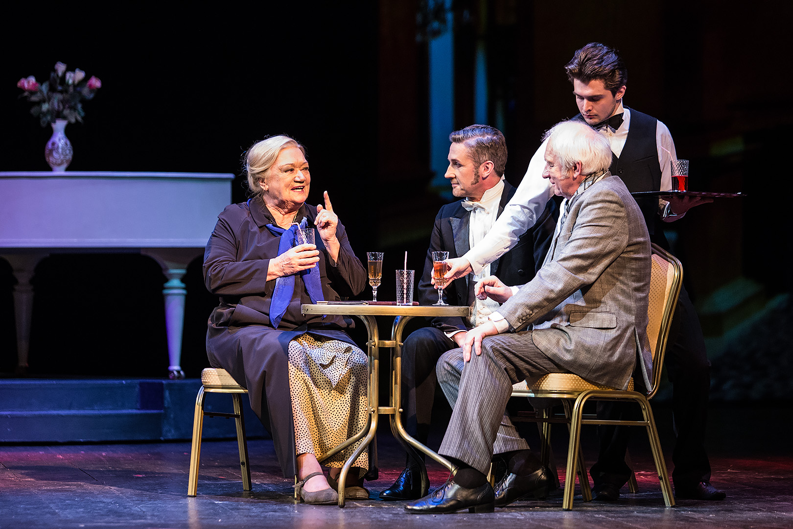 Премьера «Буратино» в постановке Соломина пройдет в Малом театре