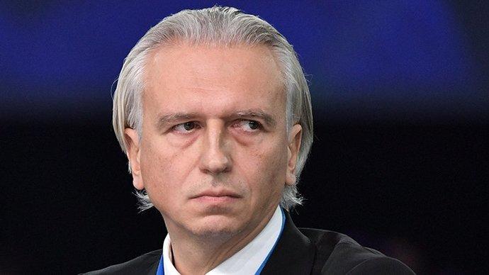 Дюков переизбран на пост президента РФС