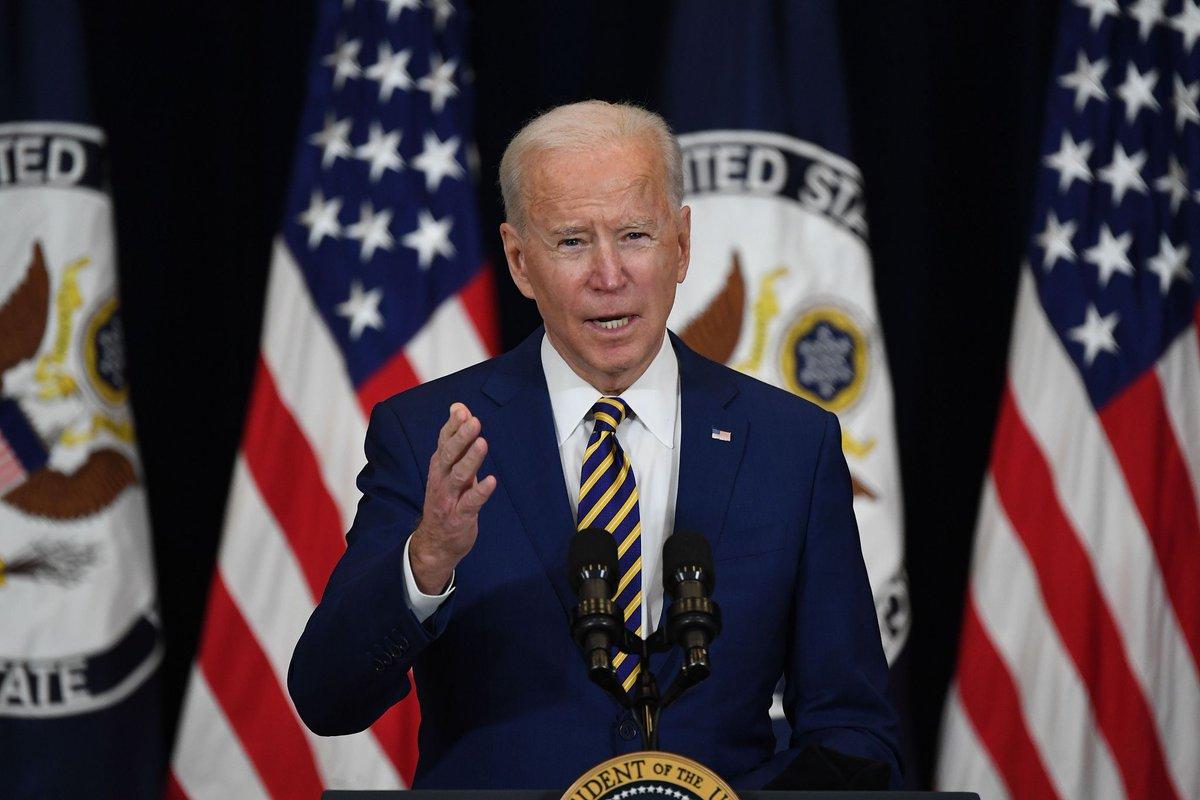 Джо Байден определил контуры американской внешней политики на ближайшее будущее