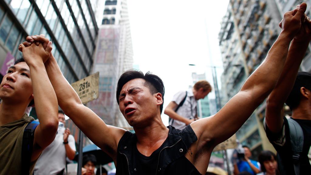 Власти Гонконга заморозили размер минимальной зарплаты на два года