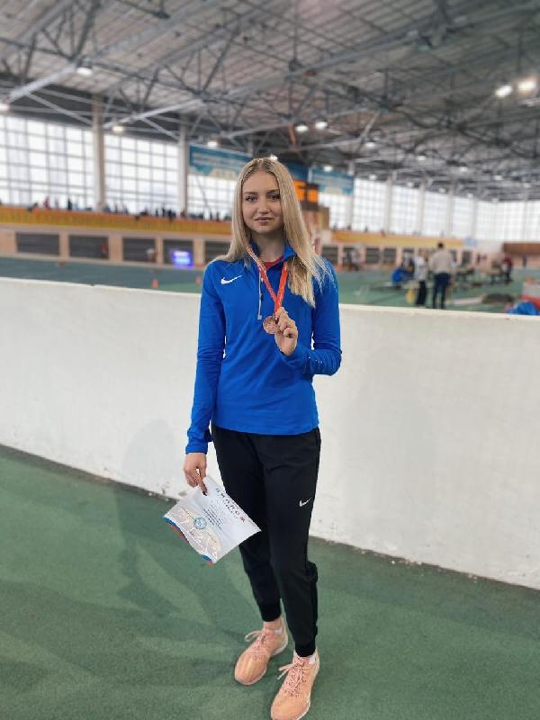 Смоленские легкоатлеты выступили на чемпионате Москвы