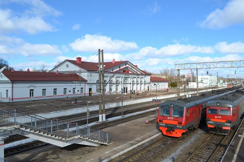На 5 малых вокзалах в Смоленской области появились QR-коды с исторической информацией