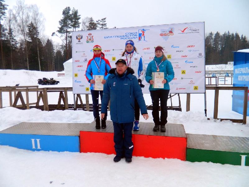 Новое поколение. Юные смоляне выиграли медали на первенстве России по биатлону