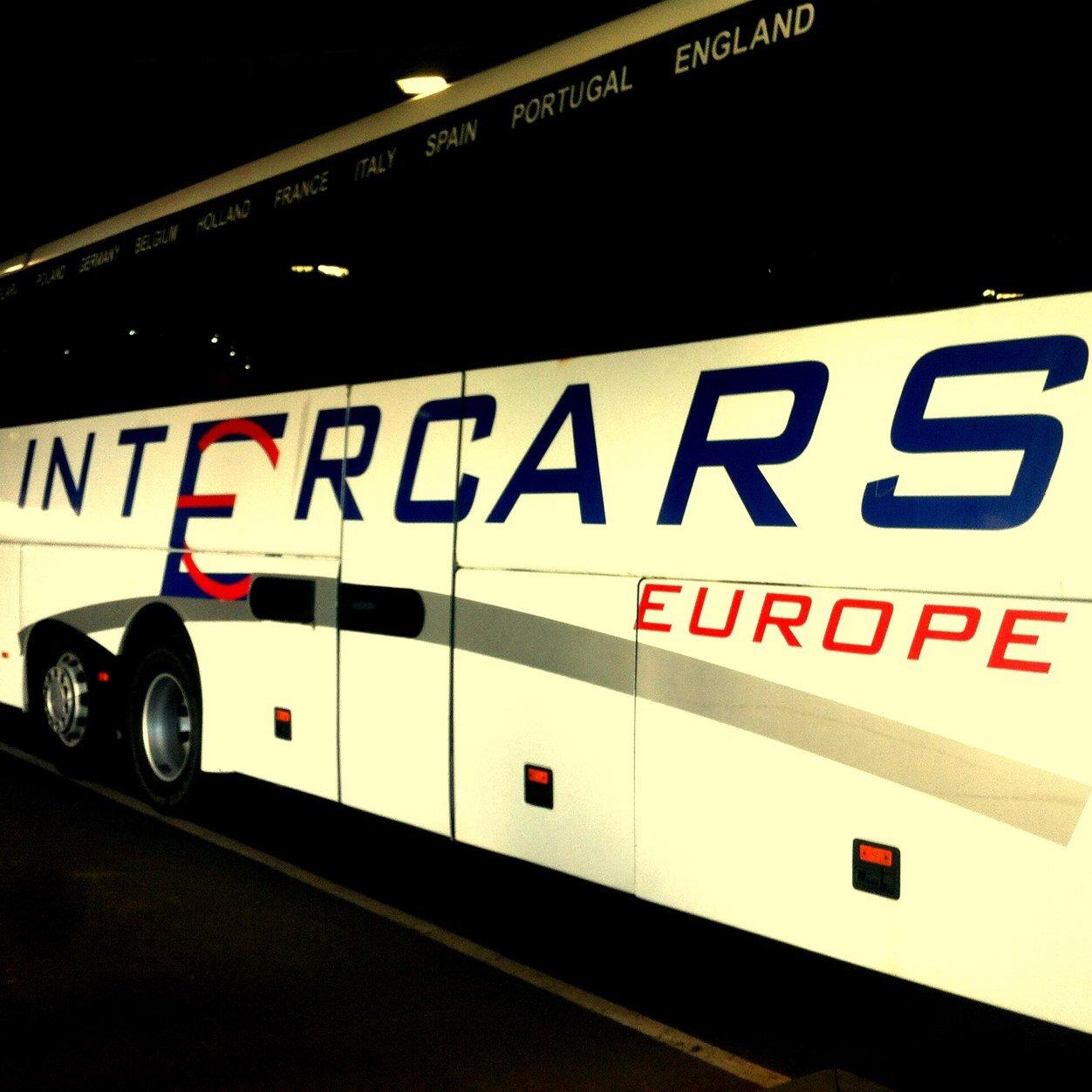 Покупка билетов на автобус