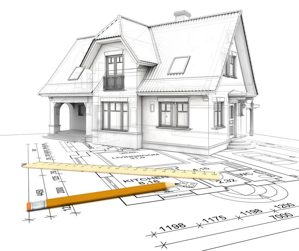 Проектирование загородных домов в Красноярске под ключ