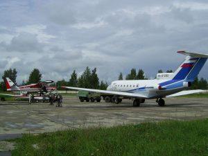 Аэродром «Северный» в Смоленске предлагают назвать в честь Михаила Шейна
