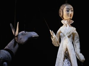 Бекмамбетов поставил «Ходжу Насреддина» в Театре Наций
