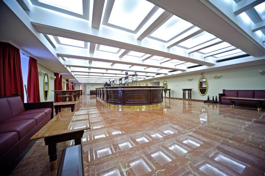 Гостиница для артистов появится после реконструкции мастерских Большого театра