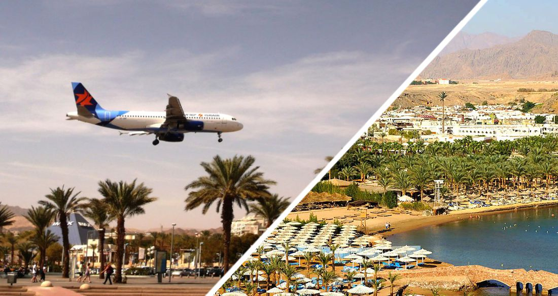 В Шарм-эль-Шейх рвётся еще один авиаперевозчик: подана заявка на чартеры