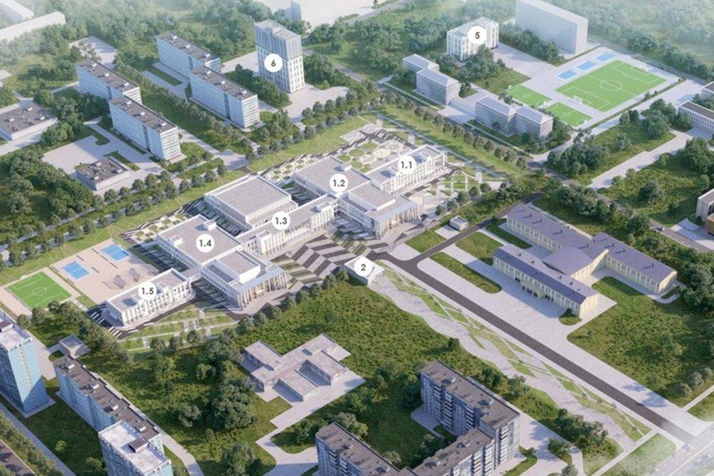 Образовательный блок культурного кластера в Кемерове откроют в этом году